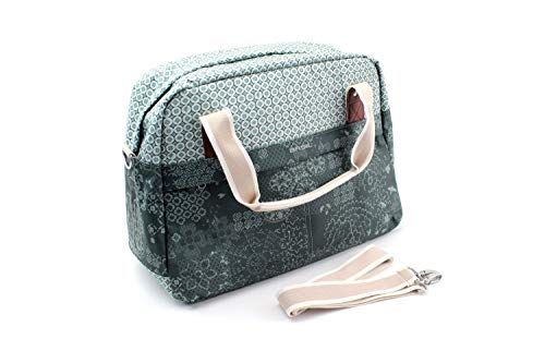 Basil Unisex – Erwachsene Boheme Carry All Schultertasche, Green, One Size
