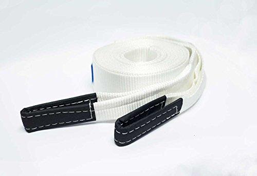 DiversityWrap 8T Abschleppseil, einlagig, robust, Abschleppseil, Bergungsseil, 4 x 4 Offroad (8 m x 75 mm)