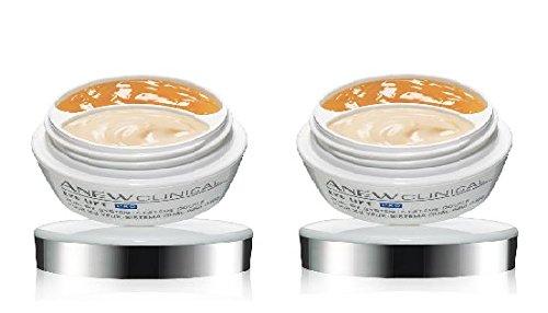 Avon Anew - Lote de 2 sistema de elevación de ojos clínicos Pro Dual Eye