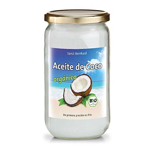 Aceite de Coco organico - Virgen extra -...