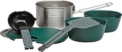 Stanley Adventure Prep + Cook Set - 1.58 Quart, Stainless Steel