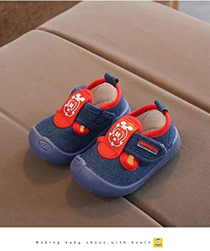 Kinder-fashion-sportschoenen, ideaal voor je eerste stappen.