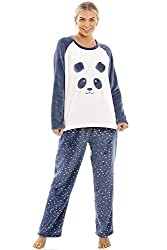 Make Chilly Evenings Cosier With Our New Range Of Fleece Nightwear Super soft Warm Fleece Various Character and Colour Pyjama Set Top Is Long Sleeve With a Fun Character Motif Elasticated Waist Soft Fleece Full Length Bottoms 100% Super soft Polyeste...