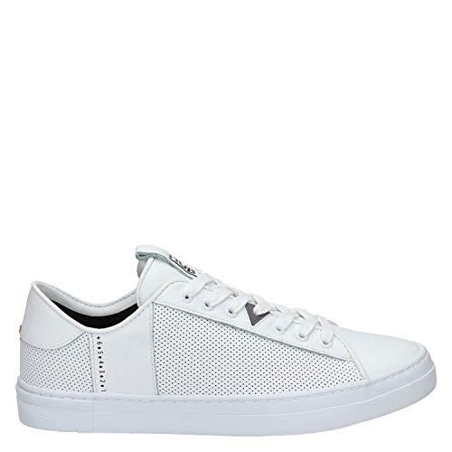 Hub Footwear Hook L31 - Herren Schuhe Sneaker - White, Größe:43 EU