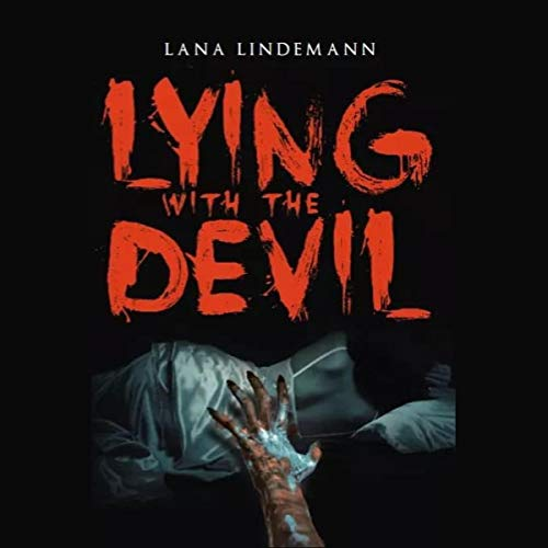 Lying with the Devil audiobook cover art