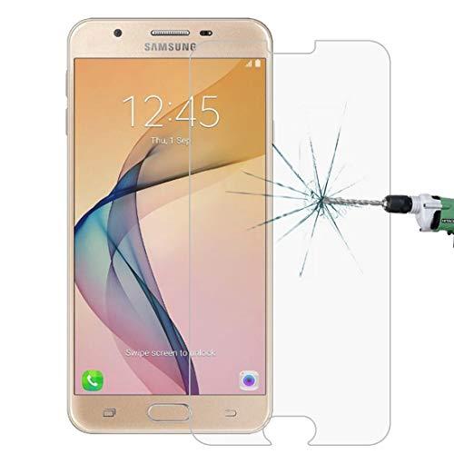 A + Xu Jie 10 piezas para Galaxy J5 Prime 0,26 mm de dureza de superficie 9H 2,5D a prueba de explosiones película de vidrio templado