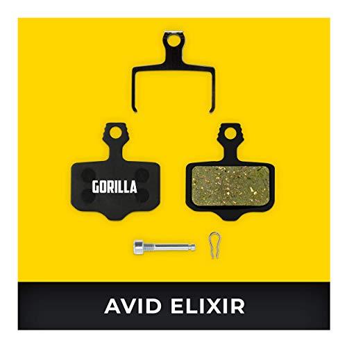 Avid Elixir Pastillas de Freno 1 3 5 7 9 R Carbon...