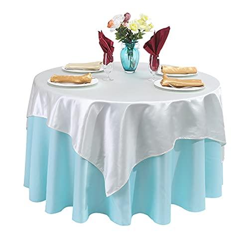 PhantasyIsland.com Manteles Rectangular Antimanchas para Comedor Cocina o Salón 160cm+75cm
