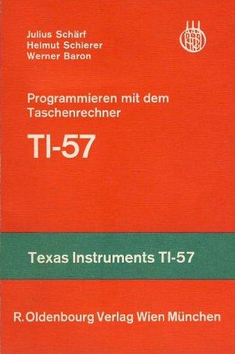 Programmieren mit dem Taschenrechner TI-57