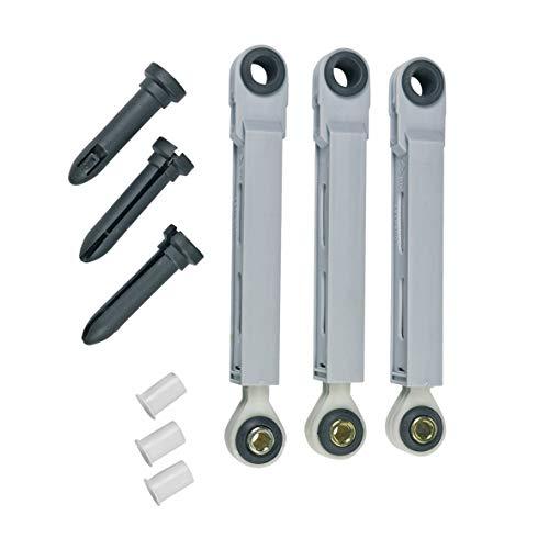 3 x Schwingungsdämpfer Federbein Stoßdämpfer Dämpfer Waschmaschine passend wie Bosch Siemens 00742719 742719