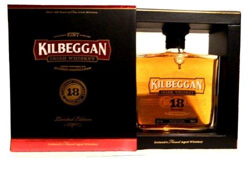 Kilbeggan Whisky 18 Jahre
