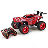 The Lakeside Collection 1:16 Scale RC Car with 4-Wheel Drive Rock Climber Fog Stream for Kids