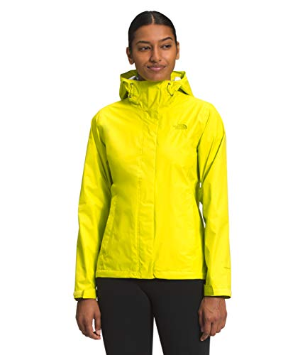 The North Face Women's Venture 2 Jacket, Sulphur Spring Green, XS