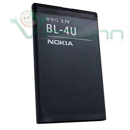 Nokia Bulk original Akku Nokia BL-4U 1110mAh, 3,7V