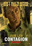 Contagion - Teaser - Jude Law – Film Poster Plakat