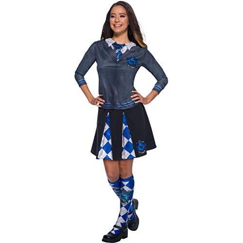 Rubie's 39028NS - Costume da corvonero, per Bambine, Multicolore