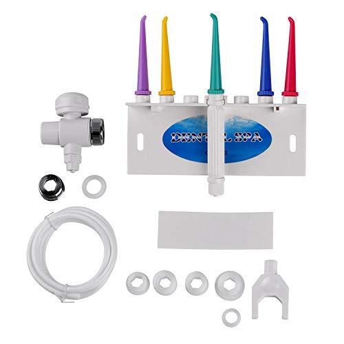 Casinlog Irrigador oral conveniente útil del agua del hilo dental para el tratamiento casero