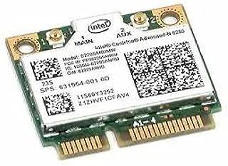 HP EliteBook 8460P Laptop 62205ANHMW Half Mini Pci-e Wireless WiFi Card- 631954-001
