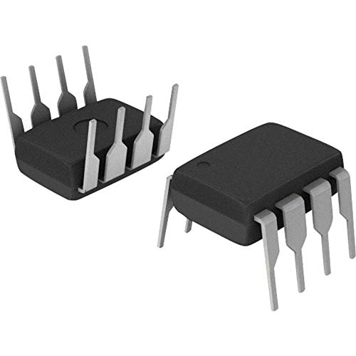 Microchip Technology MCP3202-CI/P Datenerfassungs-IC - Analog-Digital-Wandler (ADC) Extern PDIP-8