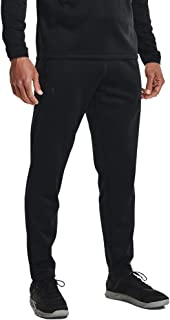 Under Armour Men's Armour Fleece Pants Loose-fitting Tracksuit Bottoms, Lightweight and Breathable Jogging Bottoms