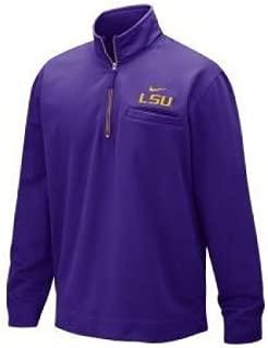 Nike LSU Tigers 1/4 Zip Fleece