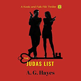 The Judas List audiobook cover art