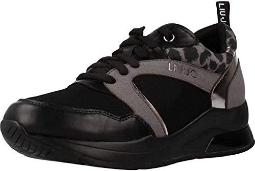 Liu Jo B69031 TX058 Sneakers Donna Nero 38
