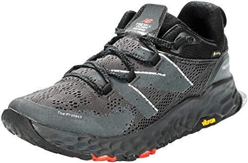 New Balance Hierro V5 Fresh Foam, Zapatillas para Carreras de montaa Hombre, Negro, 47 EU