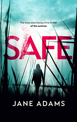 SAFE the most electrifying crime thriller of the summer