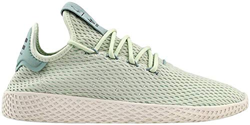 adidas Mens Pharrell Williams Tennis HU Athletic Shoe (6, Linen Green 6367)