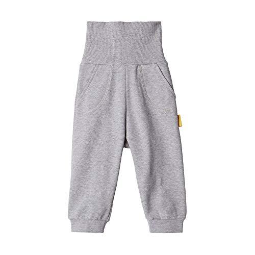 Steiff Jogger Pants Pantalon De Sport, Gris (Quarry 9007), 52 (Taille Fabricant: 50) Bébé Fille