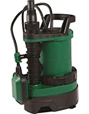 RTRMAX RTM826 750 Watt 8.5 m Vakumlu Temiz/Kirli Dalgıç Pompa, Yeşil