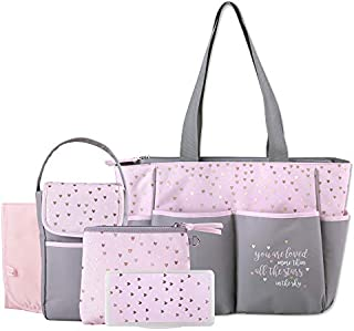 Diaper Bag Tote - Baby Essentials