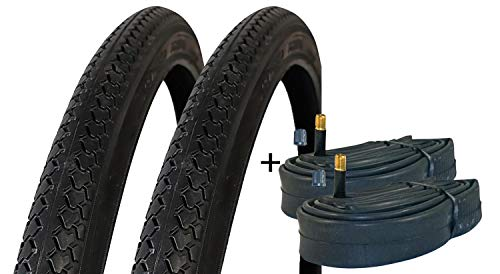 VDP fietsbanden Kenda K184 Cosmos 26 inch 26x1 3/8 (37-590) draadbanden fietsjas binnenband
