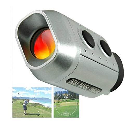 High Quality Golf Digital Rangefinder Digital Hunting 850M Telescope afstandsmeter Scope GPS Range Finder,Silver