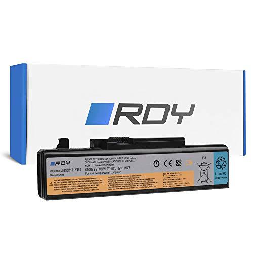 RDY Batteria L08L6D13 L08O6D13 L08S6D13 per Lenovo IdeaPad Y550 Y550A Y550P Y450 Y450A