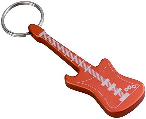 munkees Schlüsselanhänger Flaschenöffner Gitarre, 3418