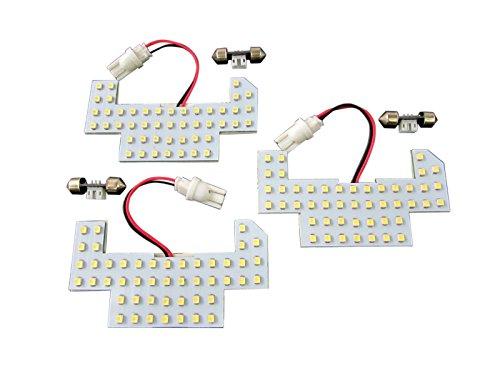 BRIGHTZ ステップワゴン RF LEDルームランプ 3PC 【 ROOM-LAMP-010-3PC 】 マップランプ RF3 RF4 RF5 RF6 R...