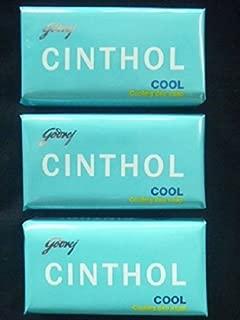 Cinthol Cool Soap, 75g (Pack of 3)