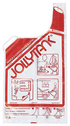 Cora 000120138 Jollytank - Poche réservoir à Liquide Souple, 8 litres