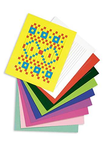 Flechten: Flechtblätter: 10 Farben