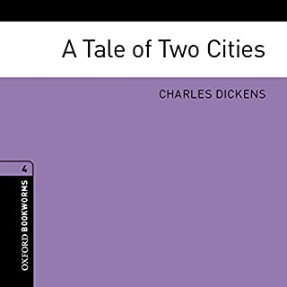 A Tale of Two Cities (Adaptation) audiobook cover art