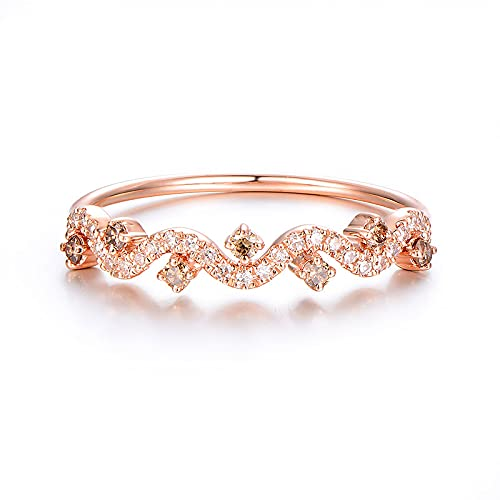 Champagne color ring