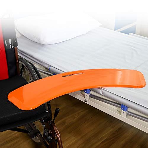 Rollstuhl Rutschbrett, Ältere Patienten-Transfer-Board, Gleitbrett Assist Device, for Vom Rollstuhl Bett, Badewanne, WC übertragen Patient, Auto