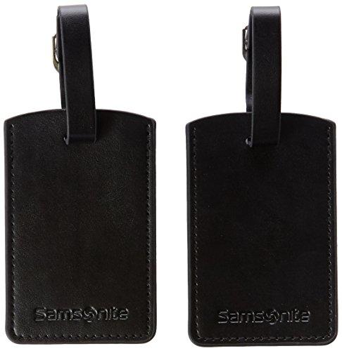 Samsonite 52972/1041 Set de 2 Etiquetas de...
