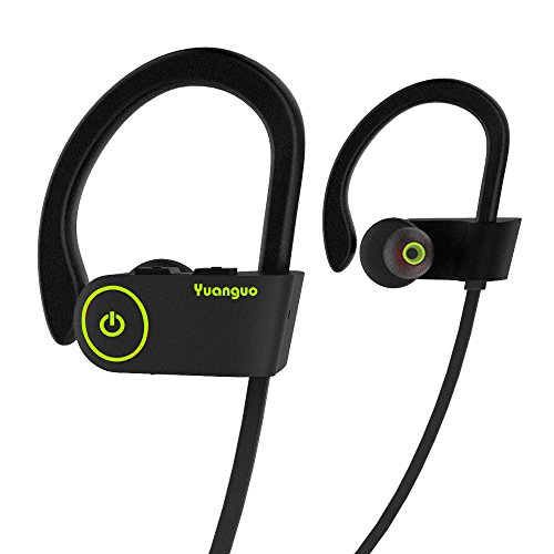 Auriculares Bluetooth HolyHigh Yuanguo2 Impermeable IPX7 Cascos Inalámbricos...