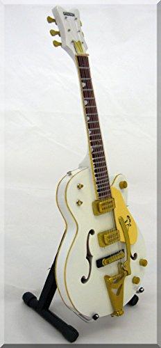 NEIL YOUNG Miniatura Guitarra WHITE FALCON