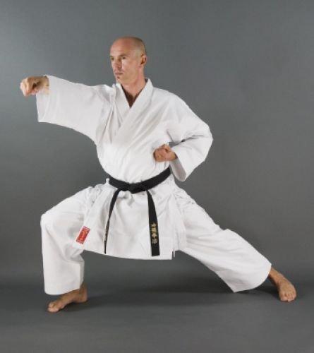 Kamikaze Karate Gi Europa - Kampfsport Anzug - Karate Anzug (p190cm)