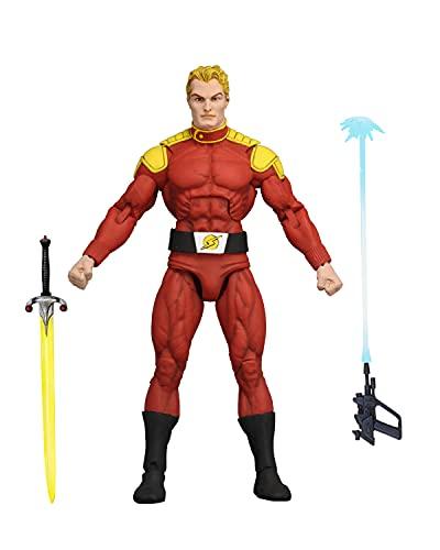 "NECA - Defenders of The Earth Series - Flash Gordon - Action Figure da 7"""
