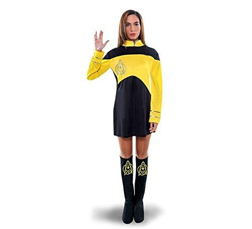 Disfraz de Capitana galáctica para mujer